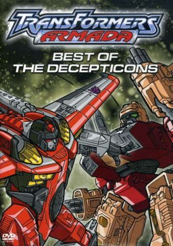 Transformers Armada Best Of Decepticons Clr Nr
