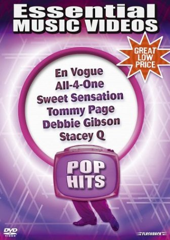 Essential Music Videos Pop Hits En Vogue All 4 One Page Gibson Essential Music Videos