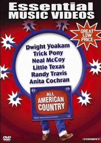 Essential Music Videos All American Country Yoakam Trick Pony Mccoy Travis Essential Music Videos