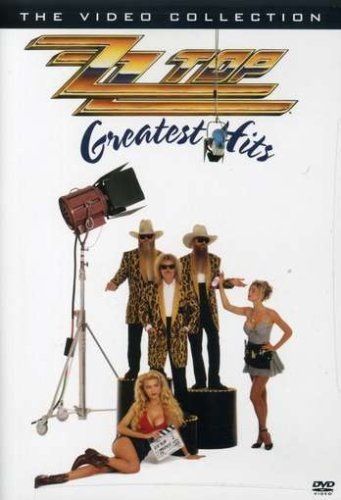 Zz Top Greatest Hits Video Collectio