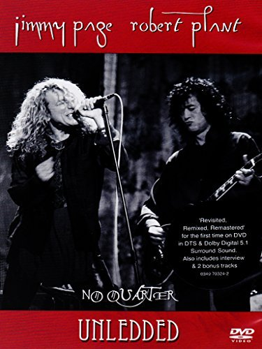Page Plant No Quarter Jimmy Page & Robert