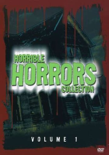 Horrible Horrors Collection Vol. 1 Clr Nr 2 DVD Set