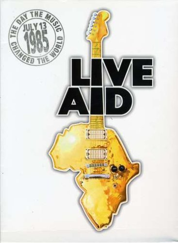 Live Aid Day That Music Change Live Aid Day That Music Change Costello Sting Collins Jones 4 DVD