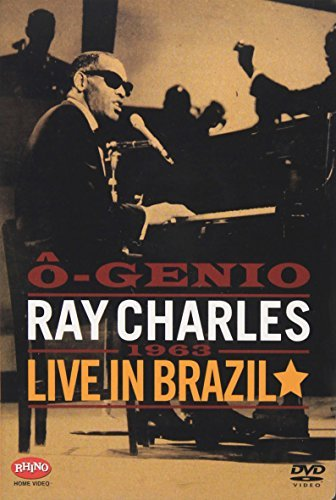 Ray Charles O Genio Ray Charles Live In B