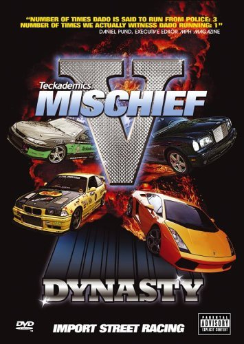 Teckademics Mischief Vol. 5 Dynasty Clr