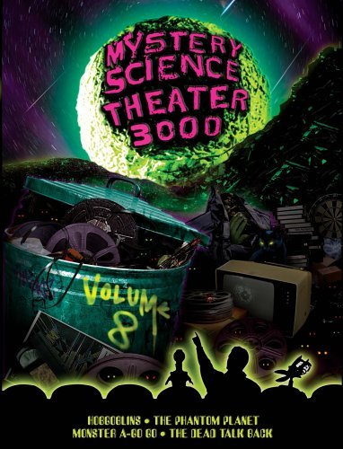 Mystery Science Theater 3000 Volume 8 Clr Nr 4 DVD