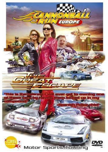Cannonball Run Europe Great Es Cannonball Run Europe Great Es Clr Nr