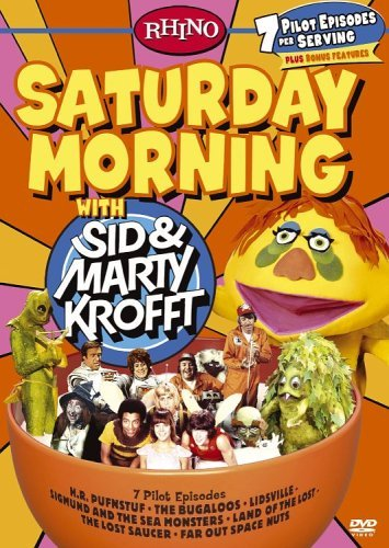 Krofft Sid & Marty Saturday Morning Collection