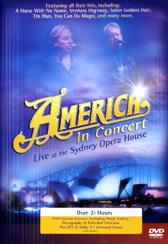 America Live At The Sydney Opera House