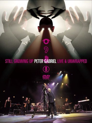 Peter Gabriel Still Growing Up Live & Unwra 2 DVD