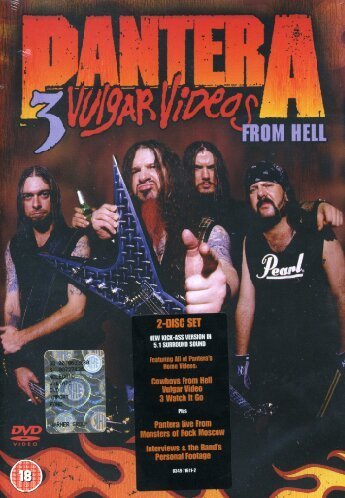 Pantera 3 Vulgar Videos From Hell Explicit Version