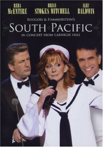 Mcentire Stokes Mitchell Baldw South Pacific In Concert From