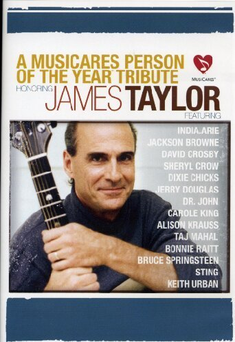 James Taylor Musicares Person James Taylor Musicares Person Dixie Chicks Crow Urban T T James Taylor