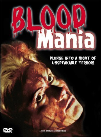 Blood Mania Carpenter De Aragon Rocco Pete Clr R