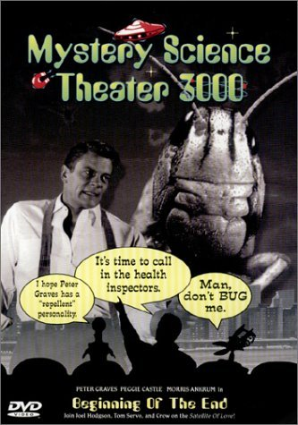Mystery Science Theater 3000 Beginning Of The End Clr Bw Nr