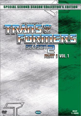 Transformers Vol. 1 Season 2 Clr Nr