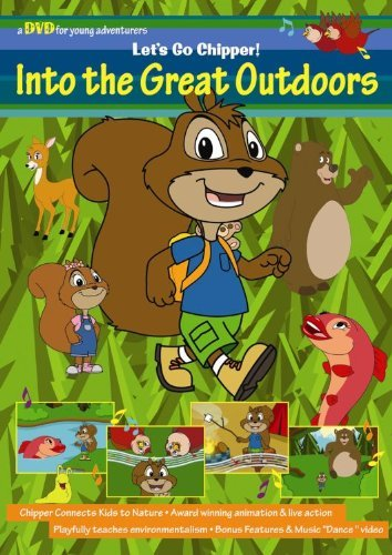 Let's Go Chipper Into The Great Outdoors Incl. CD