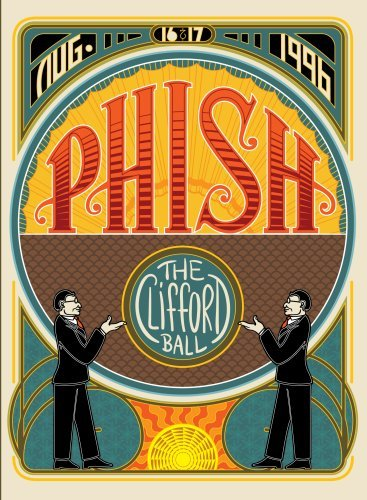 Phish Clifford Ball 7 DVD