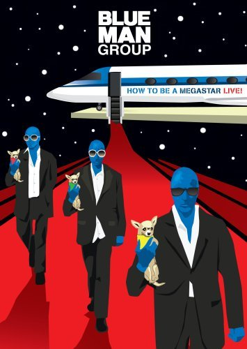 Blue Man Group How To Be A Megastar 2.1 Incl. Bonus CD