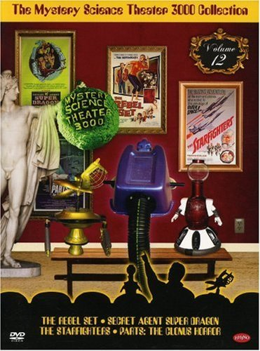 Mystery Science Theatre 3000 Mystery Science Theatre 3000 Nr