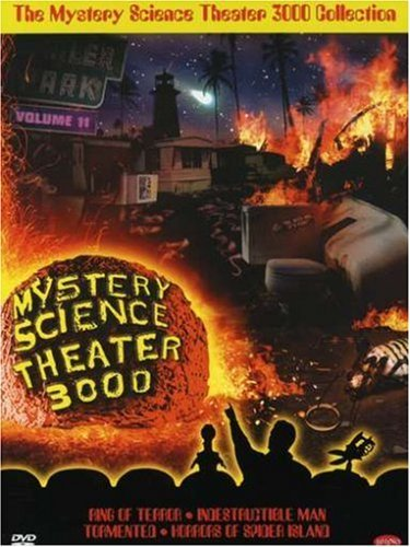 Mystery Science Theater 3000 Volume 11 Clr Nr 4 DVD