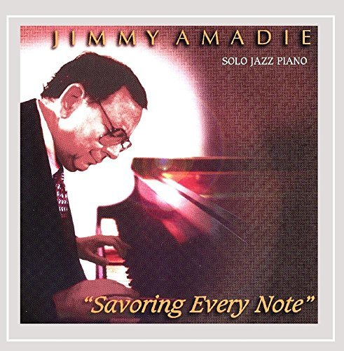 Amadie Jimmy Savoring Every Note