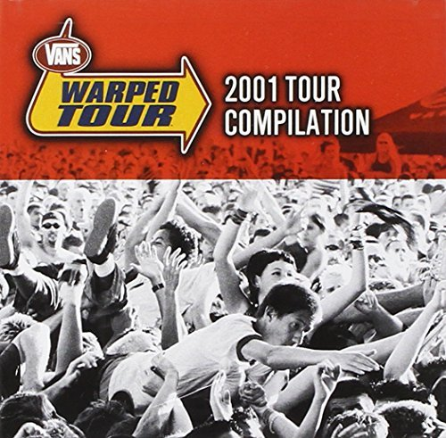 Warped 2001 Tour Compilatio Warped 2001 Tour Compilation Me First & The Gimmie Gimmes Anti Flag Vandals Deviates