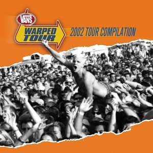 Warped Tour Compilation 2002 Warped Tour Compilation Alkaline Trio Sum 41 Nofx 2 CD Set
