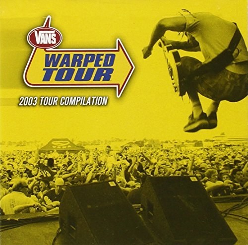 Warped Tour Compilation 2003 Warped Tour Compilation 2 CD Set