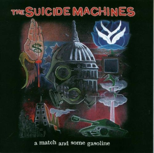 Suicide Machines Match & Some Gasoline