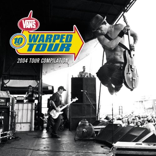 Warped Tour Compilation 2004 Warped Tour Compilation Yellowcard Good Charlotte 2 CD Set
