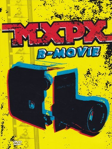 Mxpx B Movie 2 DVD