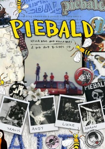 Piebald Killa Bros & Killa Bees Incl. CD