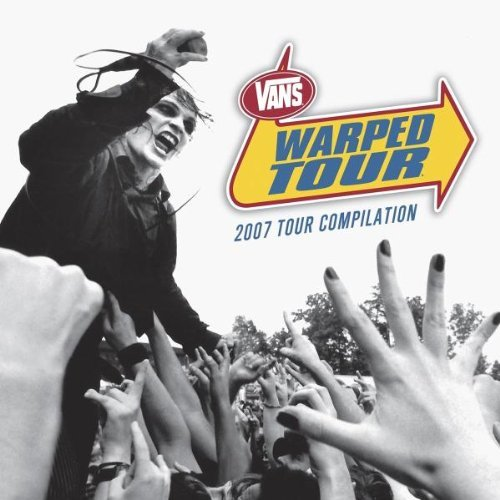Warped Tour Compilation 2007 Warped Tour Compilation 2 CD Set