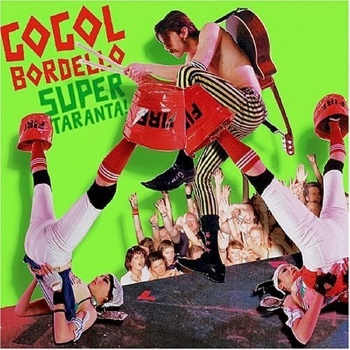 Gogol Bordello Super Taranta Digipak