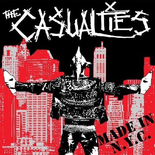 Casualties Made In Nyc Explicit Version Incl. DVD