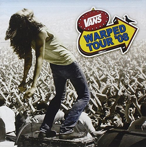 Warped Tour Compilation 2008 Warped Tour Compilation 2 CD Set
