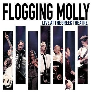 Flogging Molly Live At The Greek Theater Incl. DVD