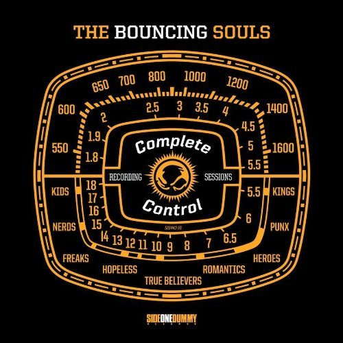 Bouncing Souls Complete Control Sessions