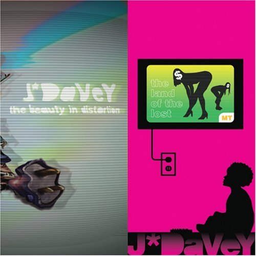 Davey J Beauty In Distortion Land Of T 2 CD
