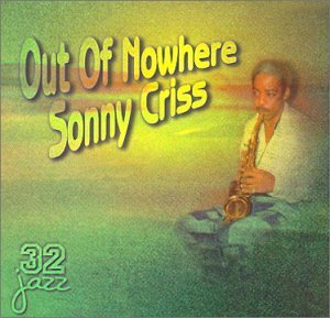 Sonny Criss Out Of Nowhere