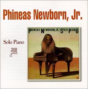 Newborn Phineas Jr. Solo Piano