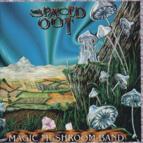 Magic Mushroom Band Spaced Out