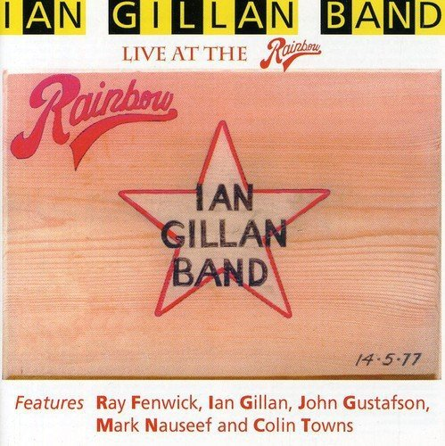 Ian Gillan Live At The Rainbow