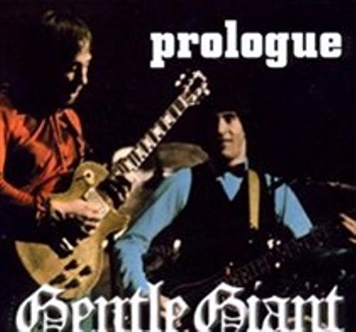 Gentle Giant Prologue Import 2 CD Set
