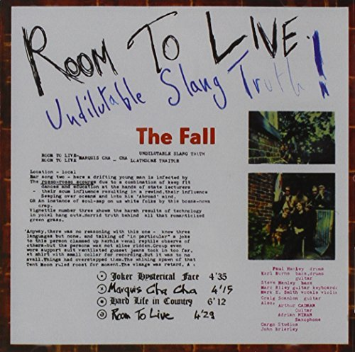 Fall Room To Live