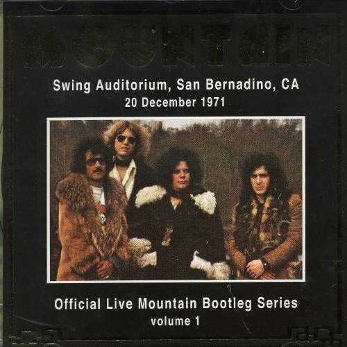 Mountain Live At San Bernadino 1971