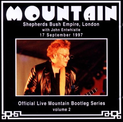 Mountain Live At Shepards Bush 1997