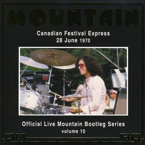 Mountain Canadian Festival Express 1970