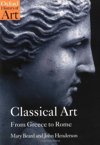 Mary Beard Classical Art From Greece To Rome